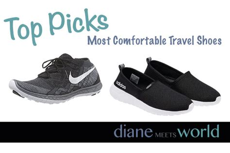 most comfortable shoes for disney world top picks for comfortable travel shoes diane meets world