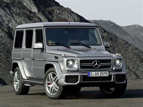 G Class AMG 5 door / W463 2nd facelift / G Class AMG / Mercedes Benz / Database / Carlook