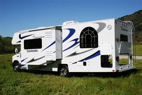 Orlando Rental Homes Vacation - vacation rv rentals class c 28 foot rv rental with slide out