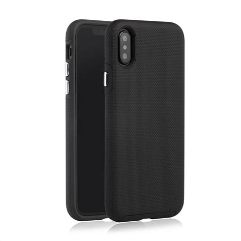 Hardcase Iphone X mututec iphone x apple phone black electronics