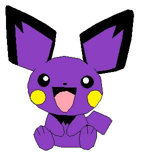 coward the cowardly coward the cowardly pichu by electric rodent