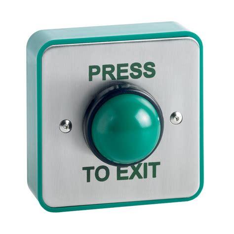 Exit Button Push Button metal exit buttons