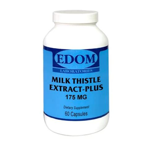 Dc Detox Herbal Supplement by Milk Thistle Extract Supplements At Meyerdc