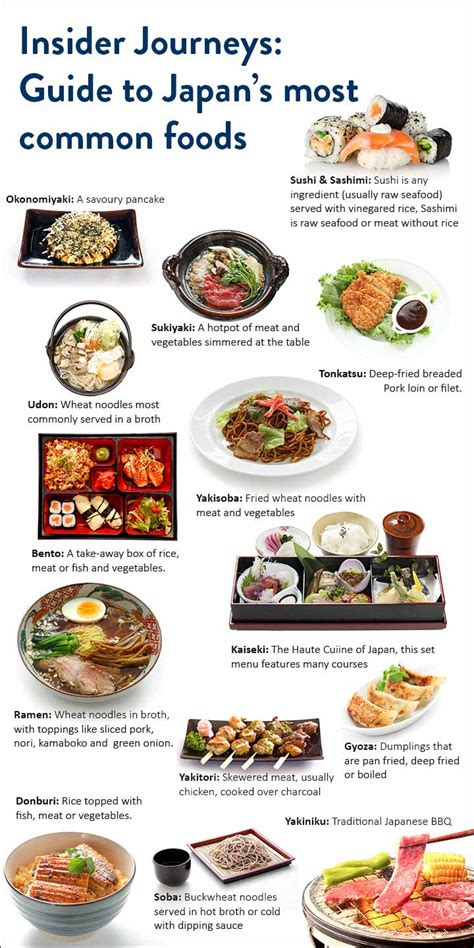 what is the most popular in japan a practical guide to japan s most common foods insider
