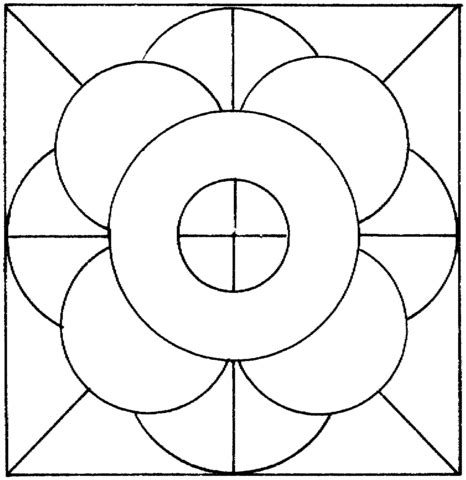 lines of symmetry coloring sheets coloring pages