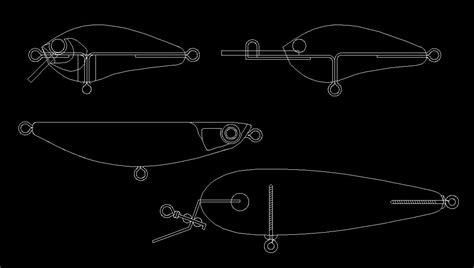 fishing lure templates pdf fishing lure x rays