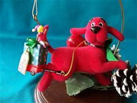 clifford the big red dog ornament 1000 images about storybook ornaments on ornaments wizard of oz and ornament