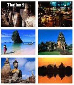 top tourism places  thailand tourist attraction places