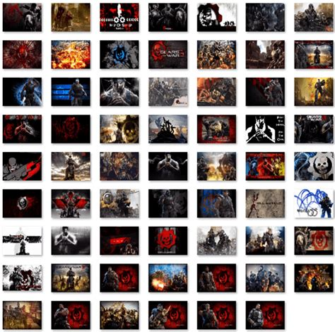 god of war 3 windows theme sounds icons cursors gears of war windows theme icons cursors sounds