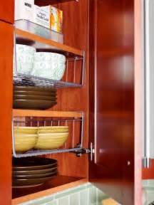 space saving kitchen cabinet idea