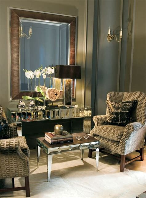 luxe home decor home decor photos hollywood luxe brown python leather