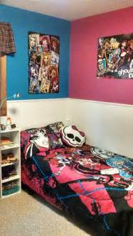Monster High Bedroom Decorating Ideas monster high bedroom kids room ideas pinterest a house bedroom