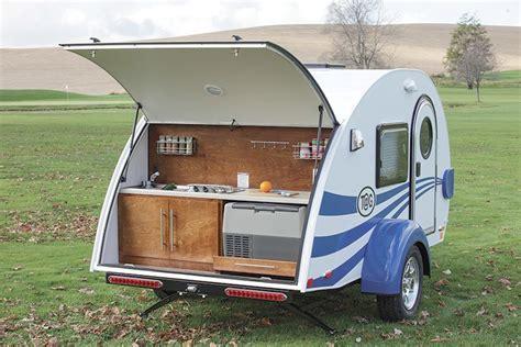 teardrop trailer bathroom teardrop trailer with bathroom little guy 1 home design