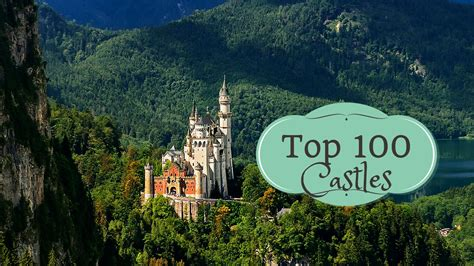 beautiful castles top 100 most beautiful castles in the world