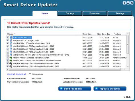 full driver updater pro smart driver updater pro full 4 0 8 build 4 0 0 2012