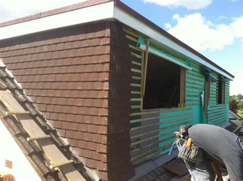 Building A Dormer Roof Flat Roof Dormer Taunton In Build In Build