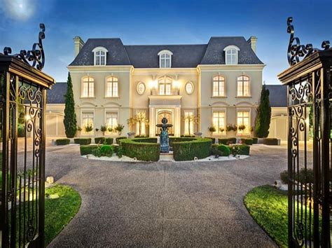 chateau style house plans chateau house plans beautiful chateau style gated mansion australia homes