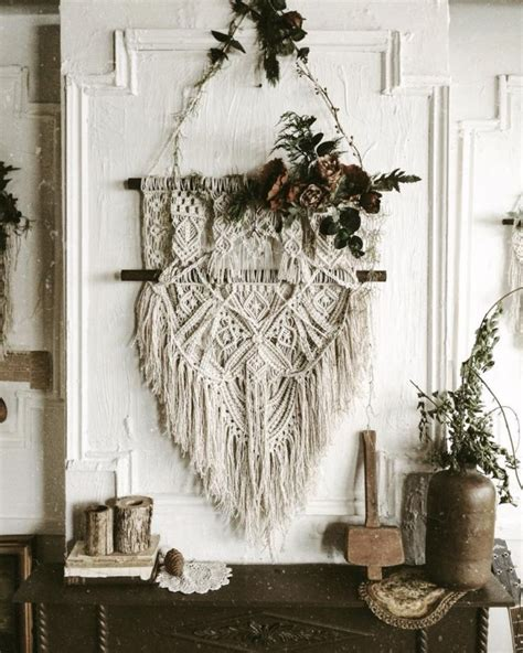 image result for macrame wall hanging hobby diy