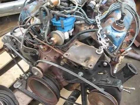 390 ford engine for sale 1979 ford bronco 390 engine runs excellent