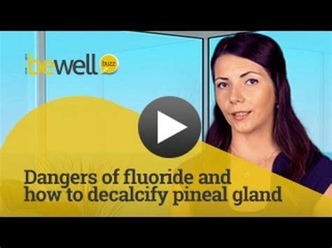 Detox Pineal Gland Borax by Fluoride And The Pineal Gland