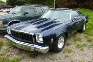 1975 chevrolet malibu classic information and photos