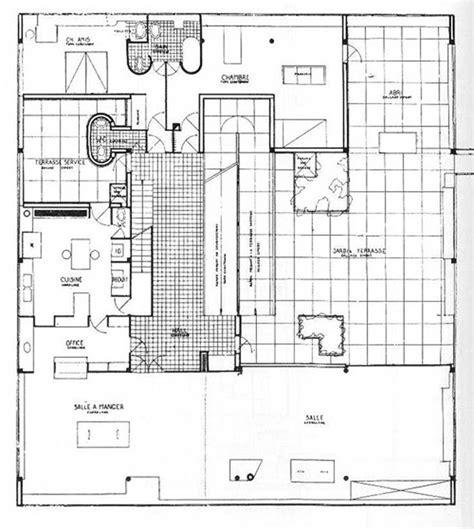 irene ngoc ta villa savoye le corbusier plans villa savoye plan www imgkid com the image kid has it