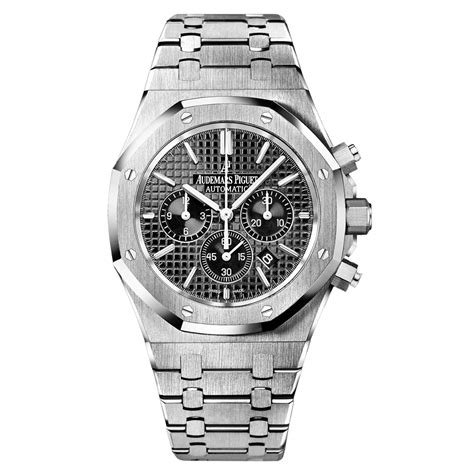 Ap Chrono Stainless audemars piguet royal oak chronograph 26320st oo 1220st 01 stainless steel world s best