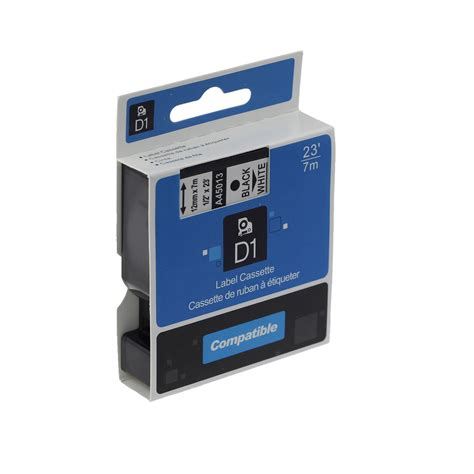 dymo label cassette compatible with dymo label cassette 12mmx7m label d1