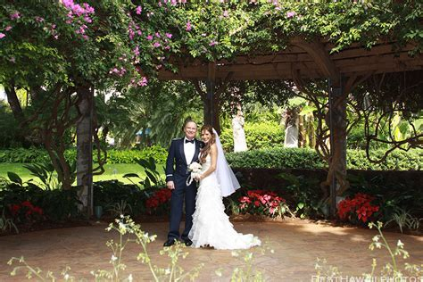 Wedding at Hale Koa Hotel   Best Hawaii Photos