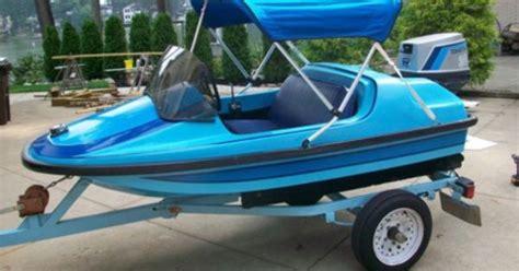 mini jet boat occasion addictor 190 mini boat mini boat pinterest
