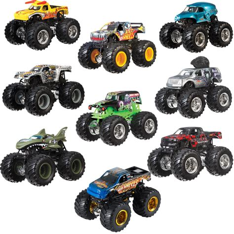 wheels jam trucks list wheels jam tour favourites assorted toys r