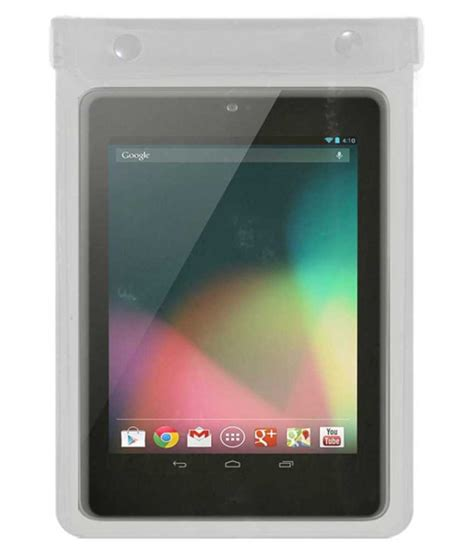 asus nexus 7 2012 asus nexus 7 2012 pouch by acm white cases covers at low prices snapdeal india