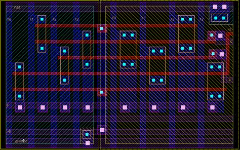 layout design in vlsi this cell is used to calculate the value quot f quot of the