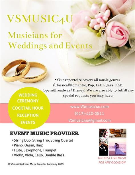 Wedding Ceremony Vs Reception by 91 Best Musicians For Wedding Ceremony And Cocktail Hour