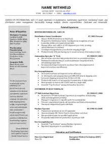 Inventory Manager Resume inventory manager and logistics resume exle