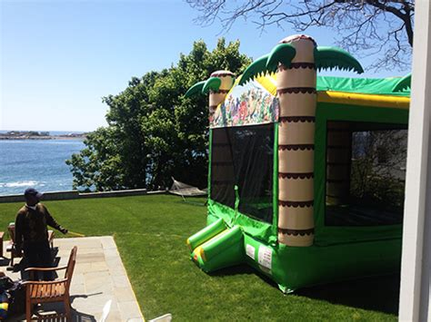 bounce house rentals ma marblehead tent event party rentals provides tent rental table rental chair