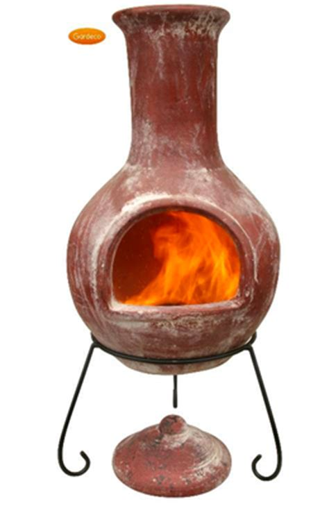 Garden Chimneys For Sale Large Mexican Chimenea Colima With Free Cover 163 99