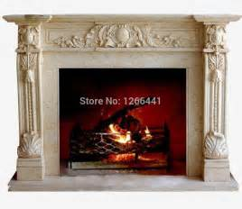 style marble fireplace mantel frame custom made