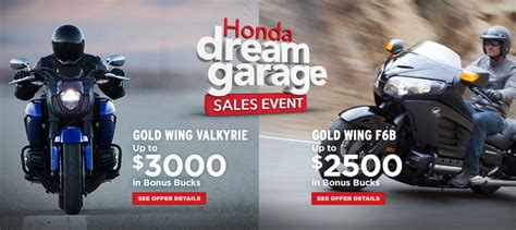 honda sale event honda s garage sales event is going on now