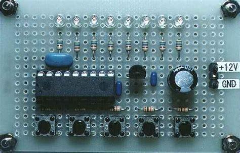 led flasher circuit pic