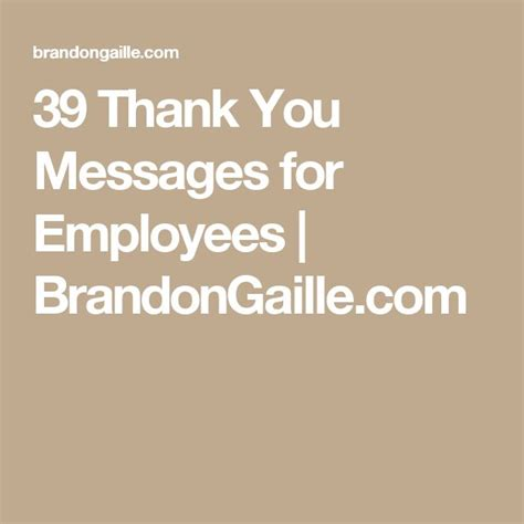 thank you letter to employees for gift 29 best thank you notes at the office images on