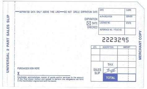 Sle Credit Card Payment Slip sle credit card slip 28 images reprinting a credit card slip touchbistro apply resume in