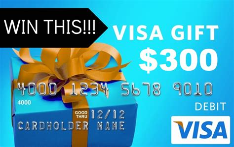 Visa Reward Gift Card - visa pin number images