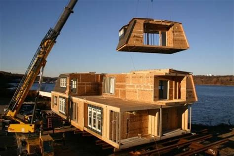 Prefab House by The Good The Bad And The Ugly Prefabricated Homes