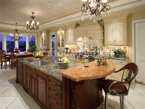 Kitchens With Islands U Shaped Kitchen Island With Seating Trend Home Design