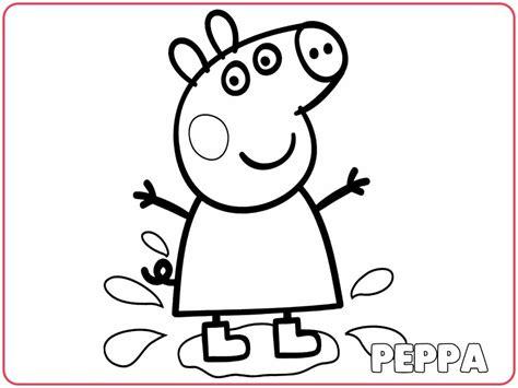 peppa pig para colorear dibujos para colorear pdf peppa pig sony icf 7600ds