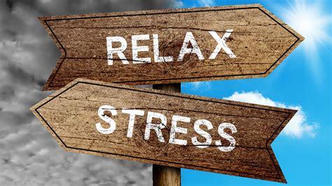 Stress Relief 8 stress relief tricks er doctors swear by slideshow