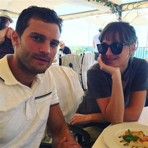 fifty shades of grey actors together fifty shades darker updates jamie dornan and dakota