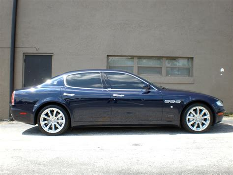 maserati 4 door sports car 2008 maserati quattro porte 4 door sedan 126357