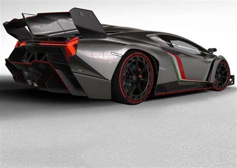 Lamborghini Veneno Information View Size